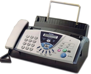 Máy Fax Brother 837MSC in phim