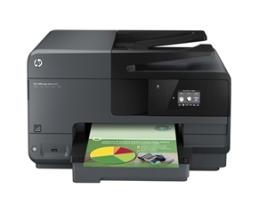 Máy Fax HP Officejet Pro 8610 e-AiO Printer, Fax, Scanner, Copier